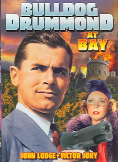 BULLDOG DRUMMOND AT BAY BY LODGE,JOHN (DVD)