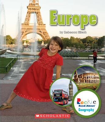 Europe By Hirsch, Rebecca
