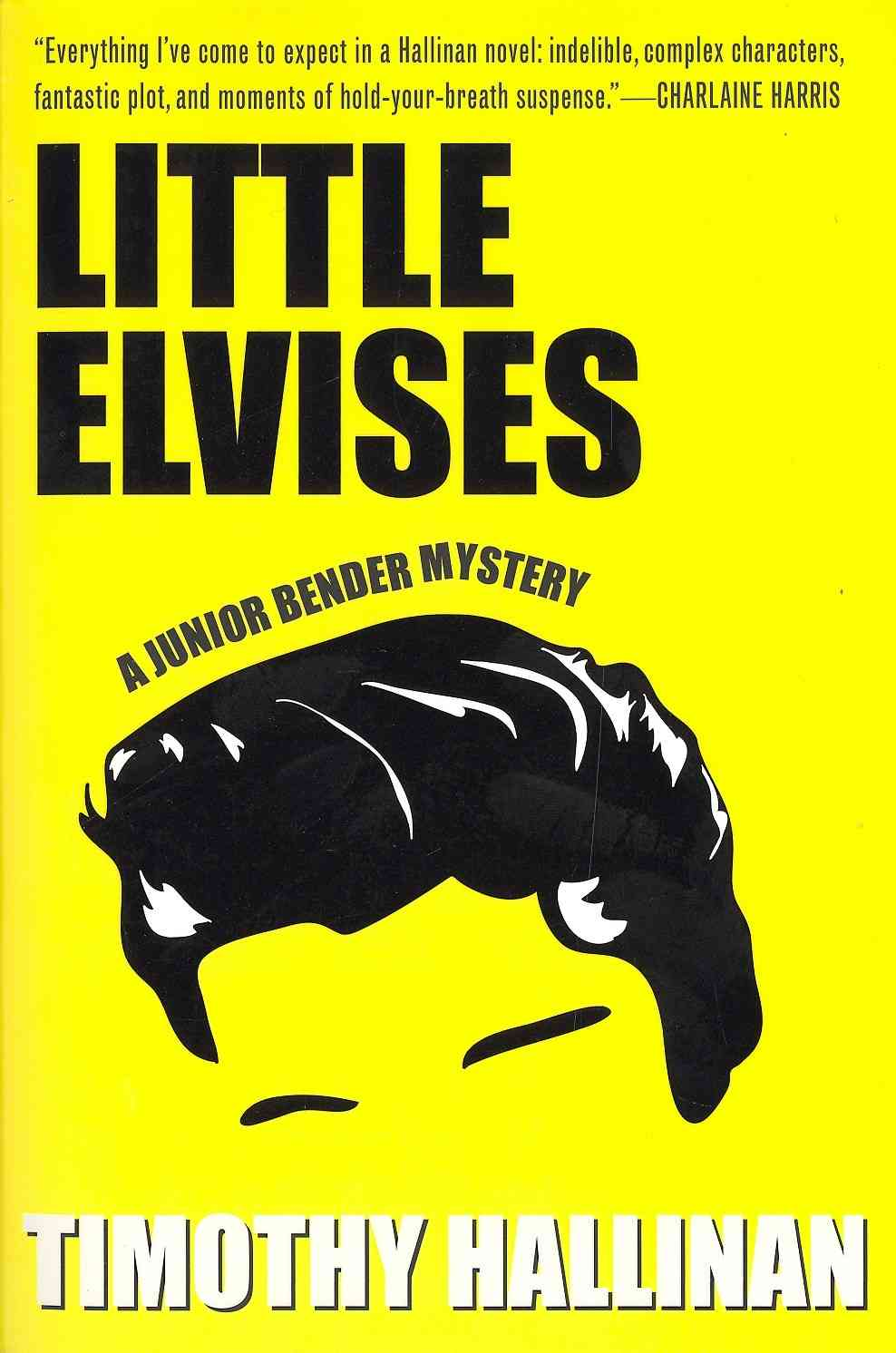 Little Elvises By Hallinan, Timothy